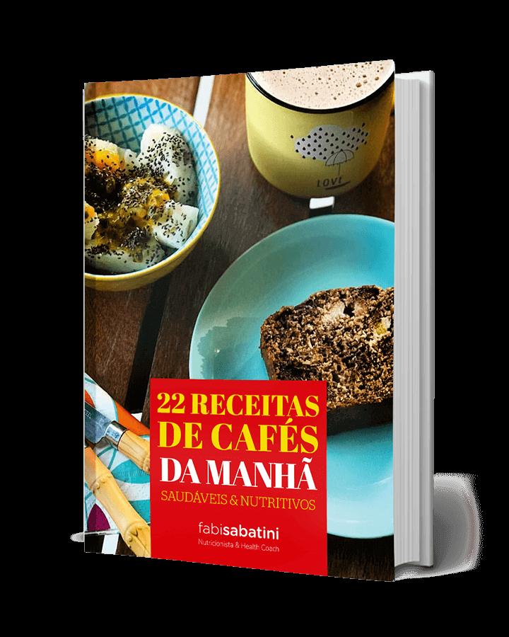 22 Receitas de Cafés da Manhã Saudáveis & Nutritivos