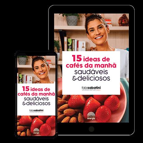 15 ideias de cafés da manhã saudáveis & deliciosos