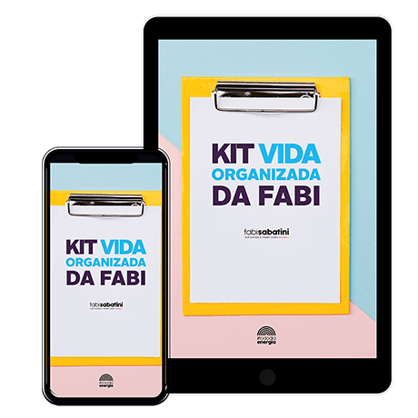 Kit de Vida Organizada